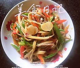 #肉食主义狂欢#杏鲍菇炒肉丝的做法