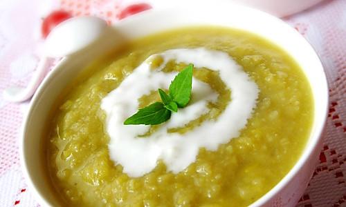 红薯芝士浓汤的做法