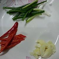 香辣包菜的做法图解2