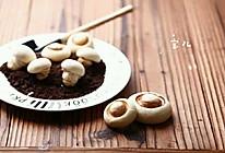 蘑菇饼干的做法