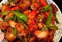 回锅蹄髈肉的做法