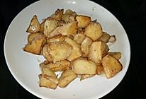 糖霜白薯的做法