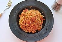 番茄肉酱意面|超详细肉酱步骤图,不信你不会#中秋团圆食味#的做法