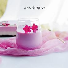 火龙果酸奶奶昔#嘉宝笑容厨房#