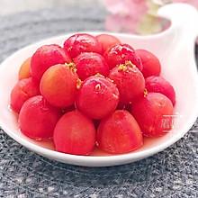 梅子桂花小番茄