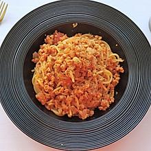 番茄肉酱意面|超详细肉酱步骤图,不信你不会#中秋团圆食味#