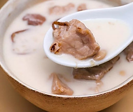 杏汁白肺汤:最适合冬天喝的汤,广东人教你做!的做法