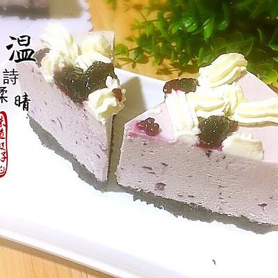 果酱芝士蛋糕