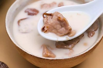 杏汁白肺汤:最适合冬天喝的汤,广东人教你做!