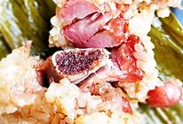 排骨肉粽子的做法