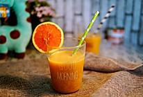 红茶橙汁的做法