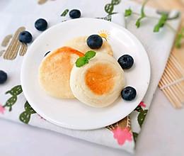 12M+酸奶舒芙蕾松饼:宝宝辅食营养食谱菜谱的做法