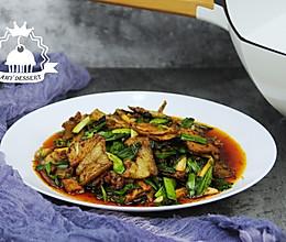 #肉食者联盟#川菜之蒜苗回锅肉的做法