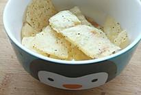 微波炉土豆片(薯片)的做法