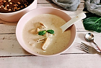 【生酮饮食·真酮】奶油蘑菇汤的做法