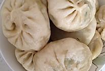 西葫芦素三鲜包子的做法
