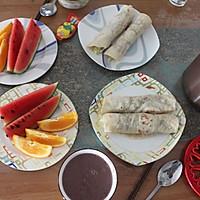 鸡肉卷(附墨西哥饼的做法)#急速早餐#的做法图解12