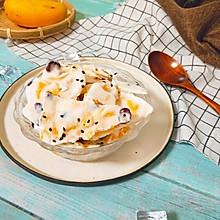 酸奶薄脆冰淇淋