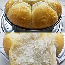 不用烤的蛋奶面包,蓬松暄软超好吃,做法一看就会!