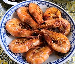 奶奶的味道--油焖大虾的做法