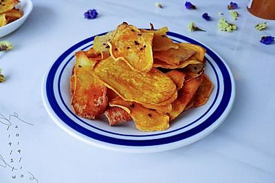 蜂蜜黄油地瓜片