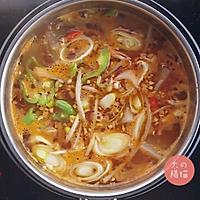 韩式辣牛肉汤|太阳猫早餐的做法图解4