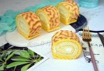 虎皮纹蛋糕卷的做法