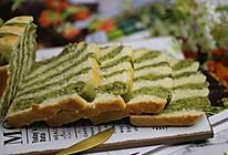"""#""""佳""""节好滋味#抹茶吐司面包的做法"""