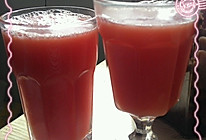 原汁机做桃子汁 综合果汁的做法
