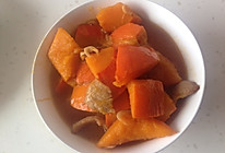 虾皮炖南瓜的做法