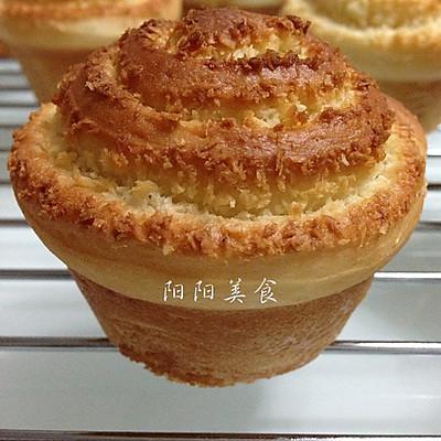 椰蓉卷面包