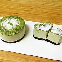 抹茶豆腐芝士蛋糕的做法图解17