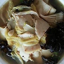 三鲜鱼糕汤