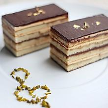 歌剧院蛋糕-欧培拉(Opera Cake)