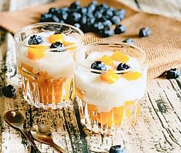 味蕾和精神的治愈—芒果酸奶杯的做法