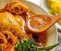 汤咖喱   浓郁醇香的做法