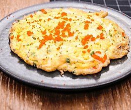 银鱼跑蛋|美食台的做法