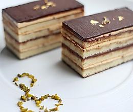 歌剧院蛋糕-欧培拉(Opera Cake)的做法