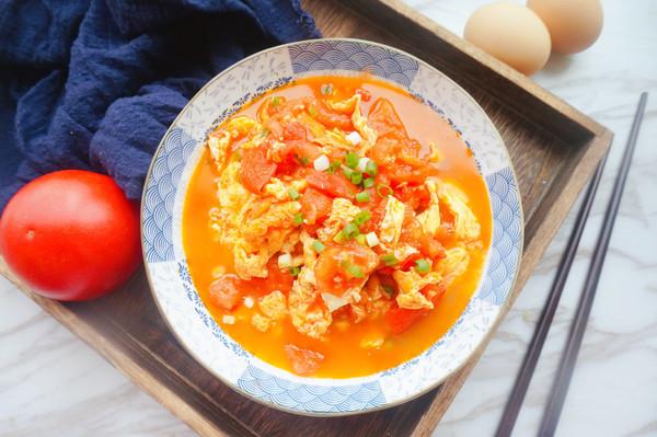 西红柿炒鸡蛋·最经典易学的下饭料理的做法