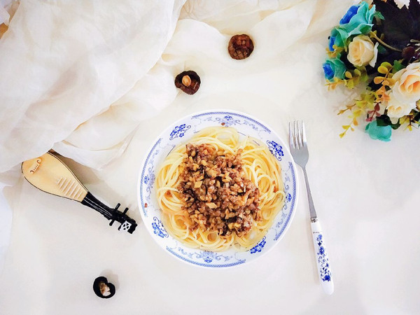 肉酱拌面——记忆中的那碗面的做法