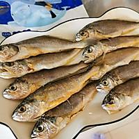 椒盐酥脆小黄鱼的做法图解2