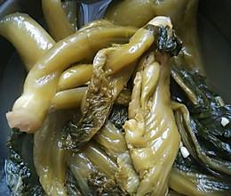 腌酸菜的做法