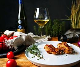 #快手又营养,我家的冬日必备菜品#香煎羊排的做法