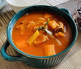 意式红菜汤的做法