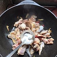 菜借饼香,饼借菜味的经典鲁菜-地锅鸡!连锅端着上桌吃更有味道的做法图解5