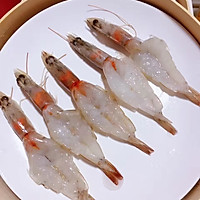 蒜蓉粉丝开背虾的做法图解1