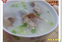 鸭子肉粥的做法