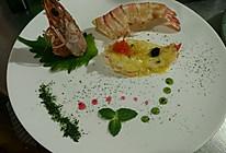 芝士焗大明虾的做法