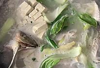 清炖鱼汤的做法