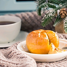 法式肉桂烤苹果